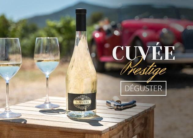 Cuvée Prestige - Vin de provence AOP - Château Réal d'Or