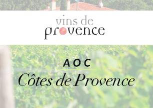 AOC Côte de Provence